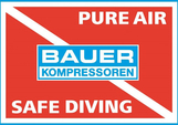 BAUER PureAir and PureAir Gold certification