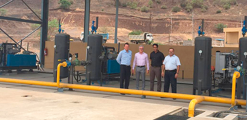 BAUER's High Pressure Compressors