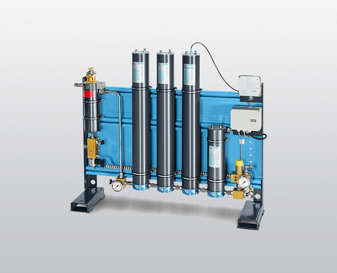 Filter system P 100